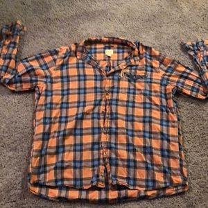 Men's long sleeve flannel (XL)